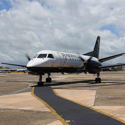 St  Croix - Seaborne Airlines