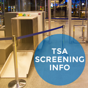 TSA Enhanced Security Screening For Electronic Devices