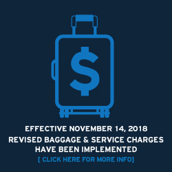 Revised Bags & Service Charges