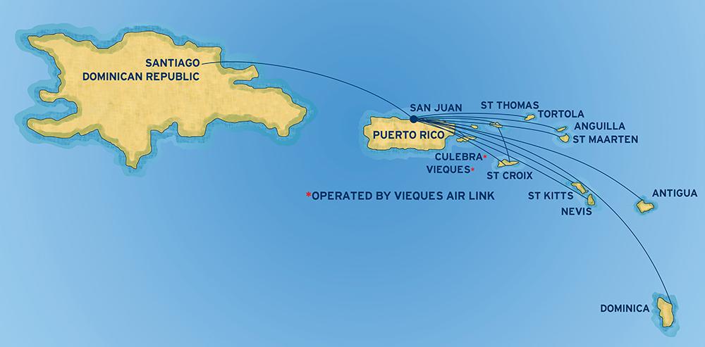 Flight Delays-Schedule & Map - Seaborne Airlines